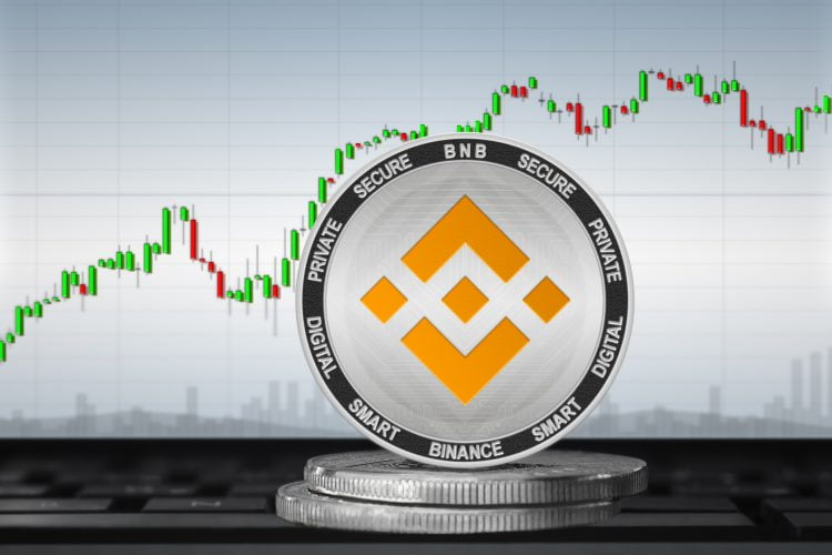 Binance (BNB) стал третьей по величине криптовалютой